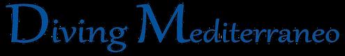 Diving Mediterraneo Logo
